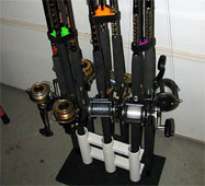 Fishing Rod Holders